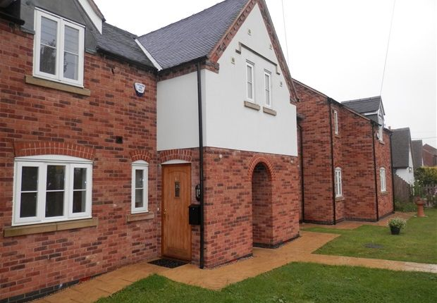 Semi-detached house to rent in Burton Road, Twycross, Atherstone