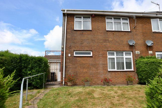 Thumbnail Semi-detached house for sale in Bryn Carwyn, Dowlais, Merthyr Tydfil