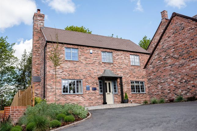 Thumbnail Detached house for sale in Plot 4, Kynaston Place, Birch Road, Ellesmere