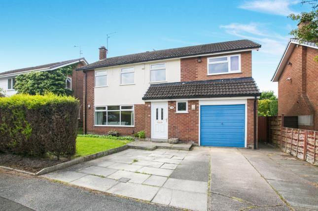 Thumbnail Detached house for sale in Hill Drive, Handforth, Wilmslow, Cheshire