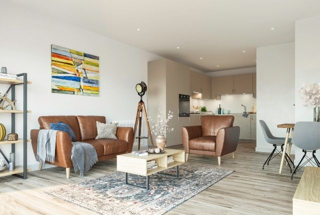 Flat for sale in Banning Street, London