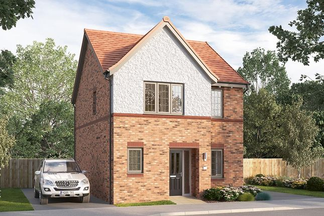 """Thumbnail Detached house for sale in """"The Kinnerton"""" at Myton Green, Europa Way, Warwick"""