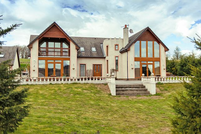 Thumbnail Detached house for sale in Daviot, Inverness
