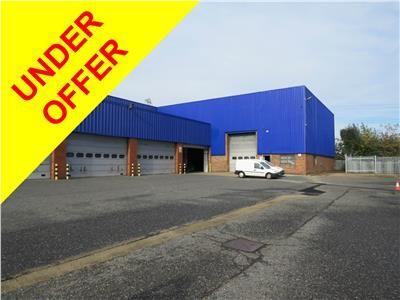 Thumbnail Industrial to let in Maxmor House, Sandpit Road, Dartford, Kent