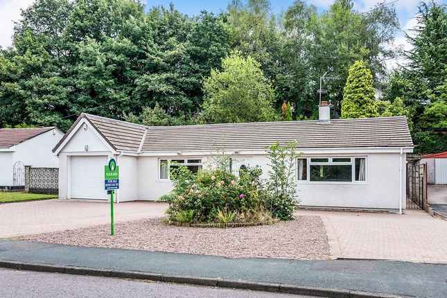 Thumbnail Bungalow for sale in Cappoquin Drive, Wrockwardine Wood, Telford