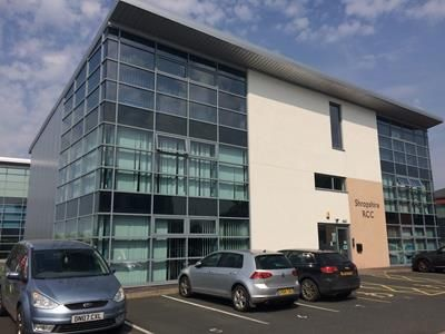 Thumbnail Business park to let in Suite 1, 4, The Creative Quarter, Shrewsbury Business Park, Shrewsbury, Shropshire