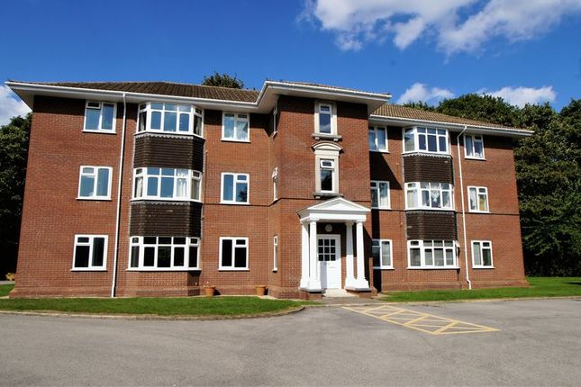 Thumbnail Flat to rent in Jubilee Court, Ravenscroft, Holmes Chapel, Crewe