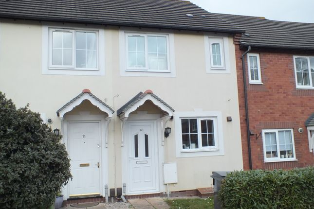 Thumbnail Terraced house to rent in Headingley Close, Copperfields, Exeter, Devon