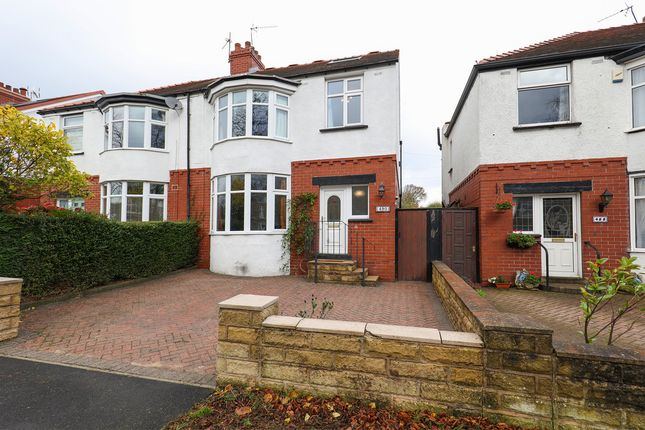 Thumbnail Semi-detached house for sale in Manchester Road, Sheffield