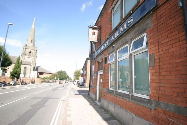 Thumbnail Property to rent in Room 9, Wilmot House, Normanton Road, Derby