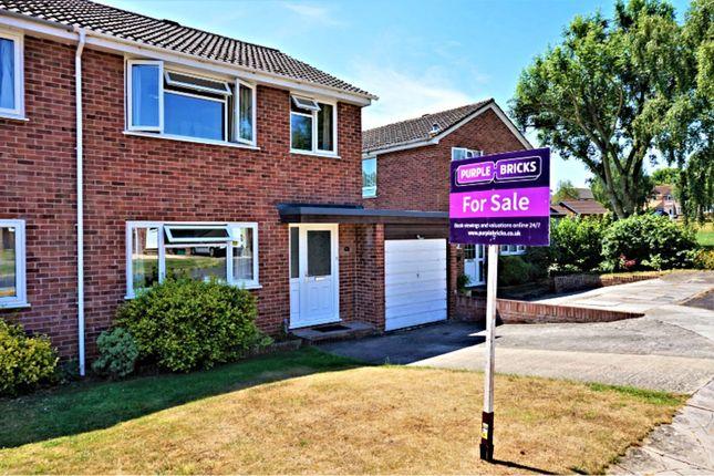 Thumbnail Semi-detached house for sale in Ridgeway, Sherborne