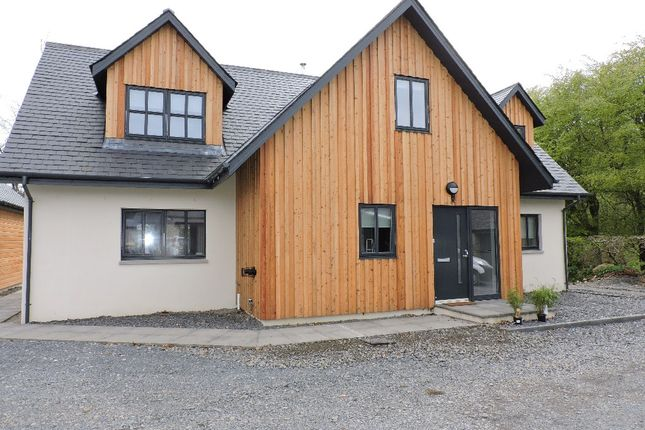 Thumbnail Detached house to rent in Tarves Road, Pitmedden, Aberdeenshire