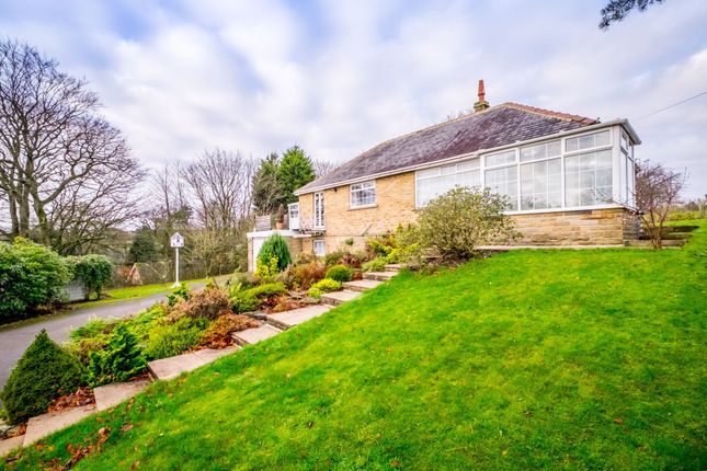 Thumbnail Bungalow for sale in Wade House Road, Shelf, Halifax