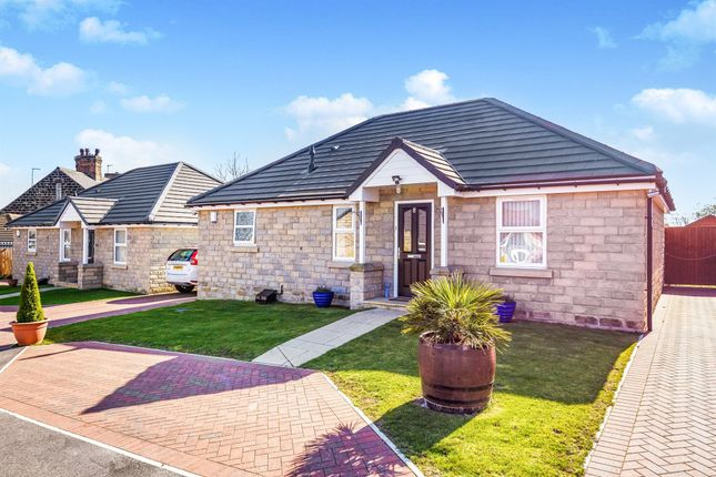Thumbnail Detached bungalow for sale in Sandhill Drive, Great Houghton, Barnsley