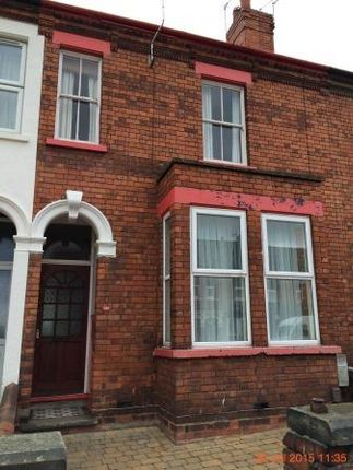 Thumbnail Terraced house to rent in West Parade, Lincoln