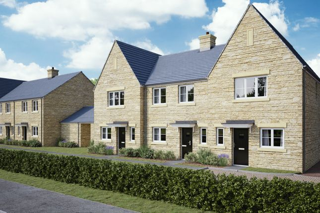 2 bed terraced house for sale in Wheatsheaf Crescent, Bampton