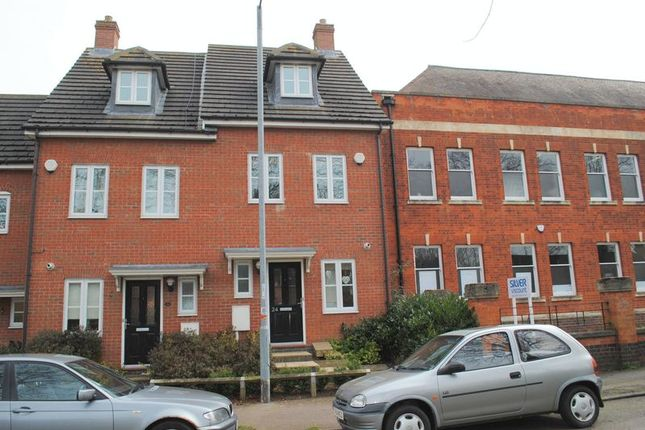 Thumbnail End terrace house for sale in Midland Road, Higham Ferrers, Rushden