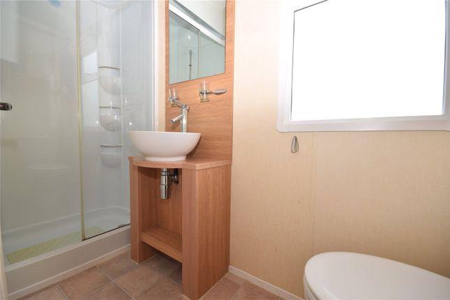 Shower Room of Sunnydale Holiday Park, Sea Lane, Saltfleet LN11