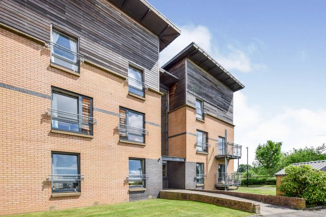 Thumbnail Flat for sale in Cooperage Quay, Stirling, Stirlingshire
