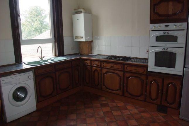 Thumbnail Flat to rent in High Street, Lochgelly, Fife