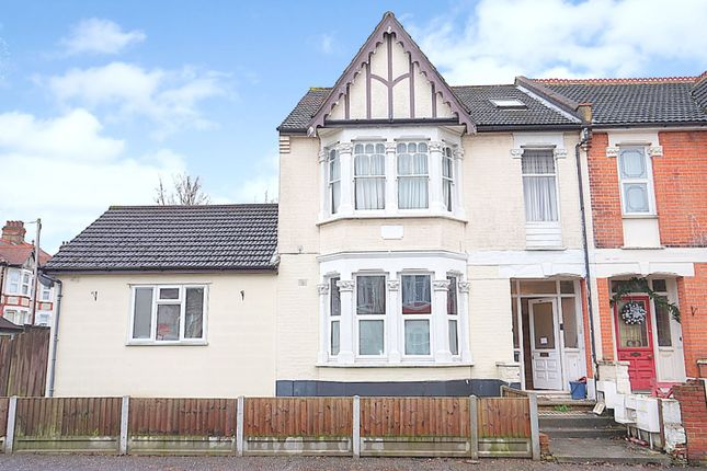 Front of 34 Westborough Road, Westcliff-On-Sea SS0