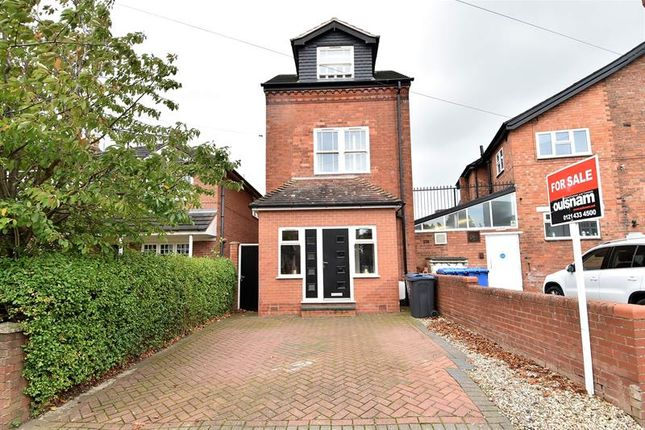 Thumbnail Detached house for sale in Franklin Road, Kings Norton, Birmingham