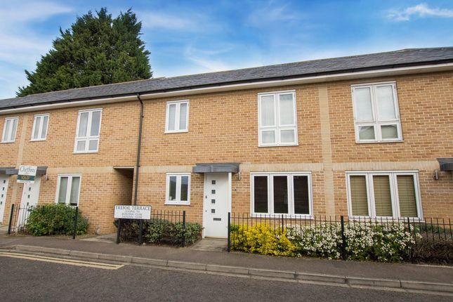 Thumbnail Terraced house for sale in Budleigh Close, Cambridge