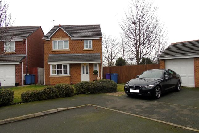 Thumbnail Property for sale in Papillon Drive, Aintree, Liverpool