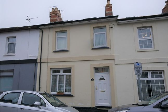 4 bed terraced house for sale in Salop Street, Penarth CF64