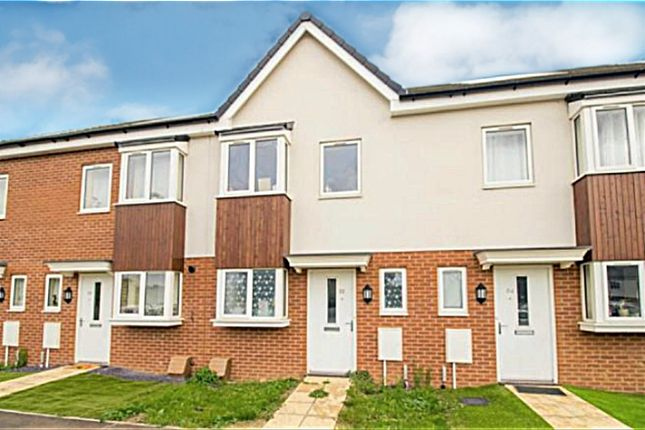 Terraced house to rent in Champion Way, Bedford