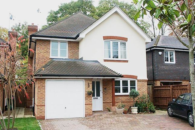 Detached house for sale in Walnut Tree Close, Bourne End