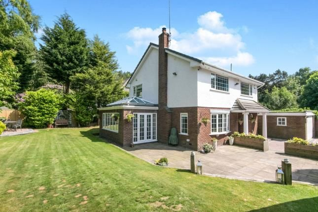 Thumbnail Detached house for sale in Upton Road, Prenton, Merseyside