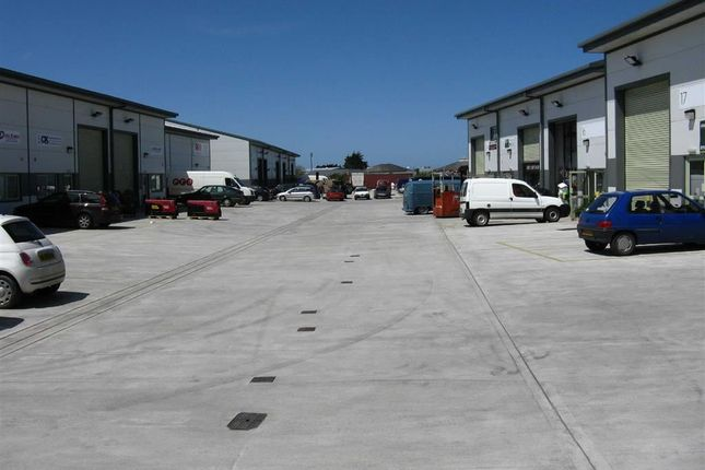 Thumbnail Light industrial to let in Units 1-3, Dunveth Business Park, Wadebridge, Cornwall