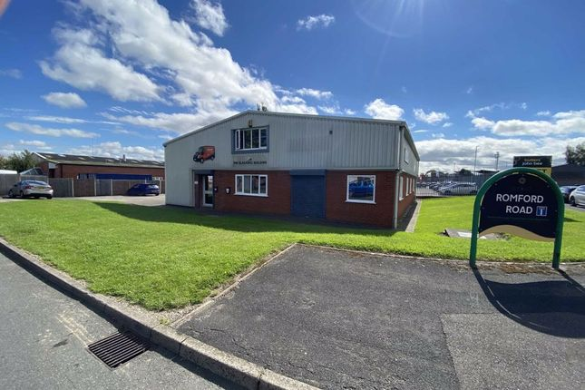 Thumbnail Office to let in Carver Business Park, Carver Road, Astonfields Industrial Estate, Stafford