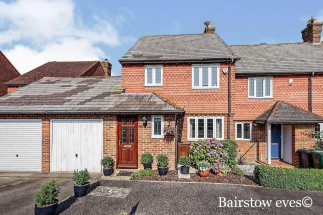 3 bed end terrace house for sale in Cherry Orchard, Old Wives Lees, Canterbury, Kent CT4
