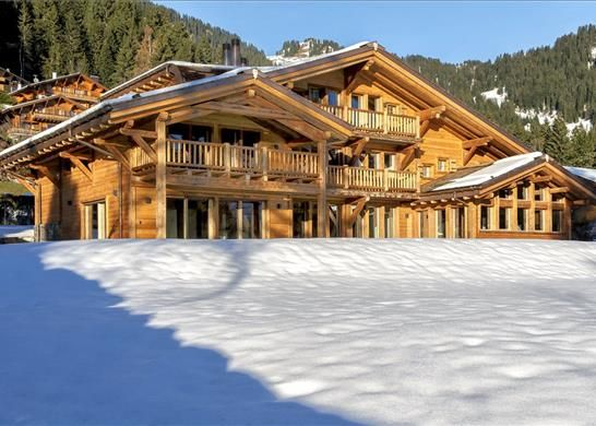 Thumbnail Detached house for sale in 1884 Villars-Sur-Ollon, Switzerland