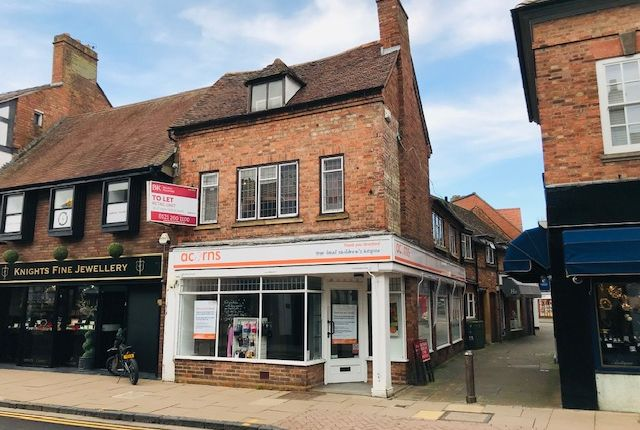 Thumbnail Retail premises to let in Wood Street, Stratford Upon Avon