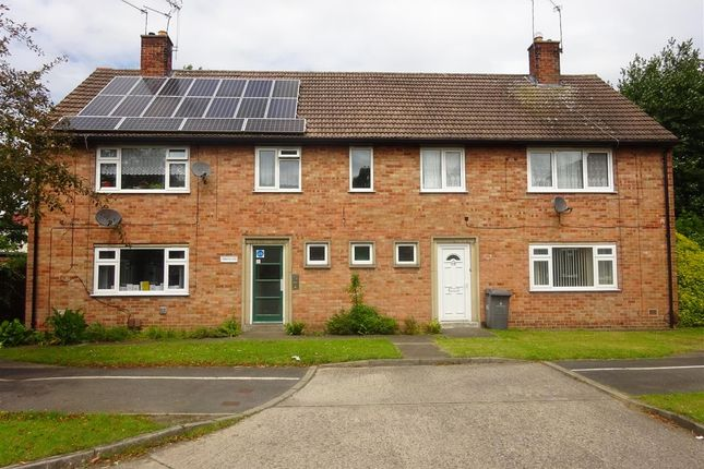 Thumbnail Flat for sale in Fossway, York