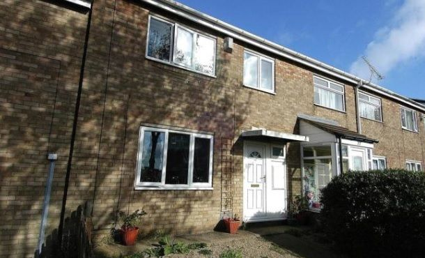 Terraced house to rent in Guisborough Drive, North Shields