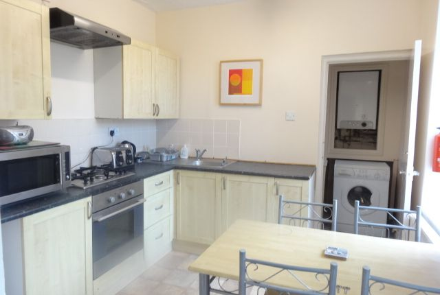 Thumbnail End terrace house to rent in Rees Terrace, Treforest, Pontypridd