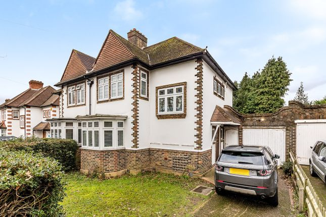 3 bed semi-detached house for sale in Stanhope Avenue, Bromley BR2
