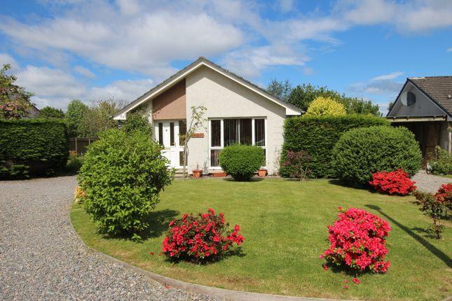 Thumbnail Detached bungalow for sale in Hazel Avenue, Culloden, Inverness