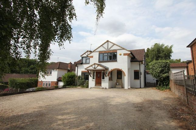 Thumbnail Detached house to rent in The Uplands, Gerrards Cross