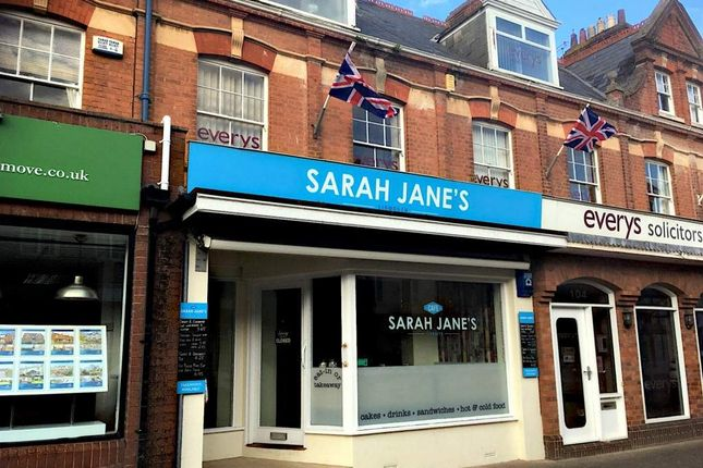 Leisure/hospitality for sale in Sidmouth, Devon
