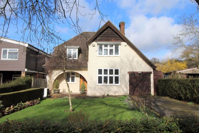 Thumbnail Detached house to rent in The Chase, Kemsing, Sevenoaks