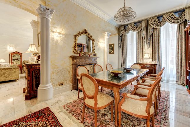 Thumbnail Duplex for sale in Albert Hall Mansions, London