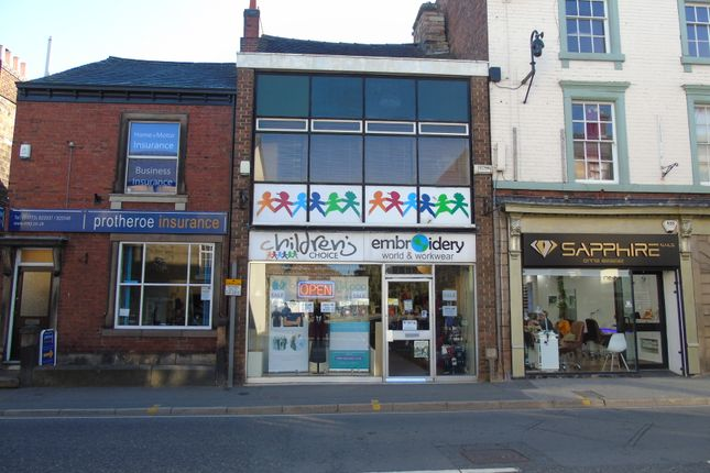 Thumbnail Retail premises to let in Bridge Street, Belper, Derbyshire, 1A, Belper