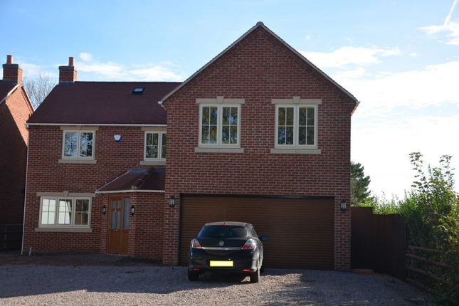 Thumbnail Detached house for sale in Plot Two, Pinetree, Thornton Lane, Markfield