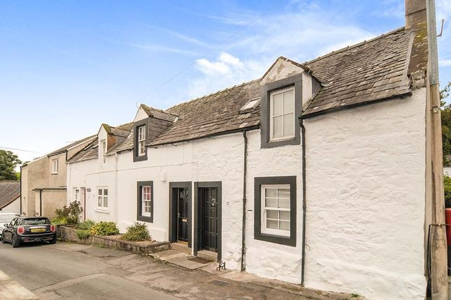 Thumbnail Terraced house for sale in East Cluden Village, Dumfries