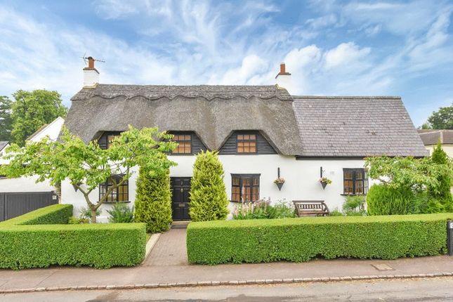 Thumbnail Cottage for sale in Church Lane, Thorpe Satchville, Melton Mowbray